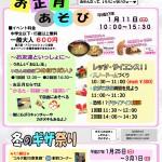 新2015冬のギザ祭りポスター